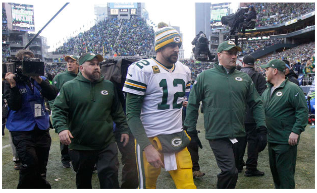 Packers Dejected